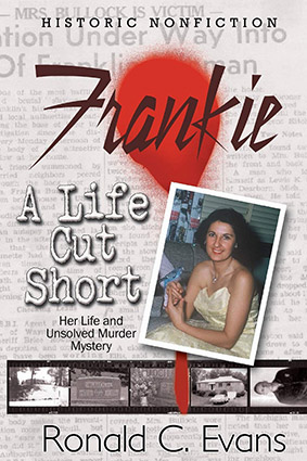a life cut short ronnie evans  books unlimited franklin nc